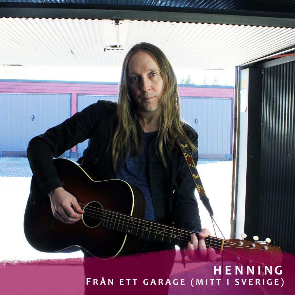 Från ett garage (mitt i Sverige) - singel #1