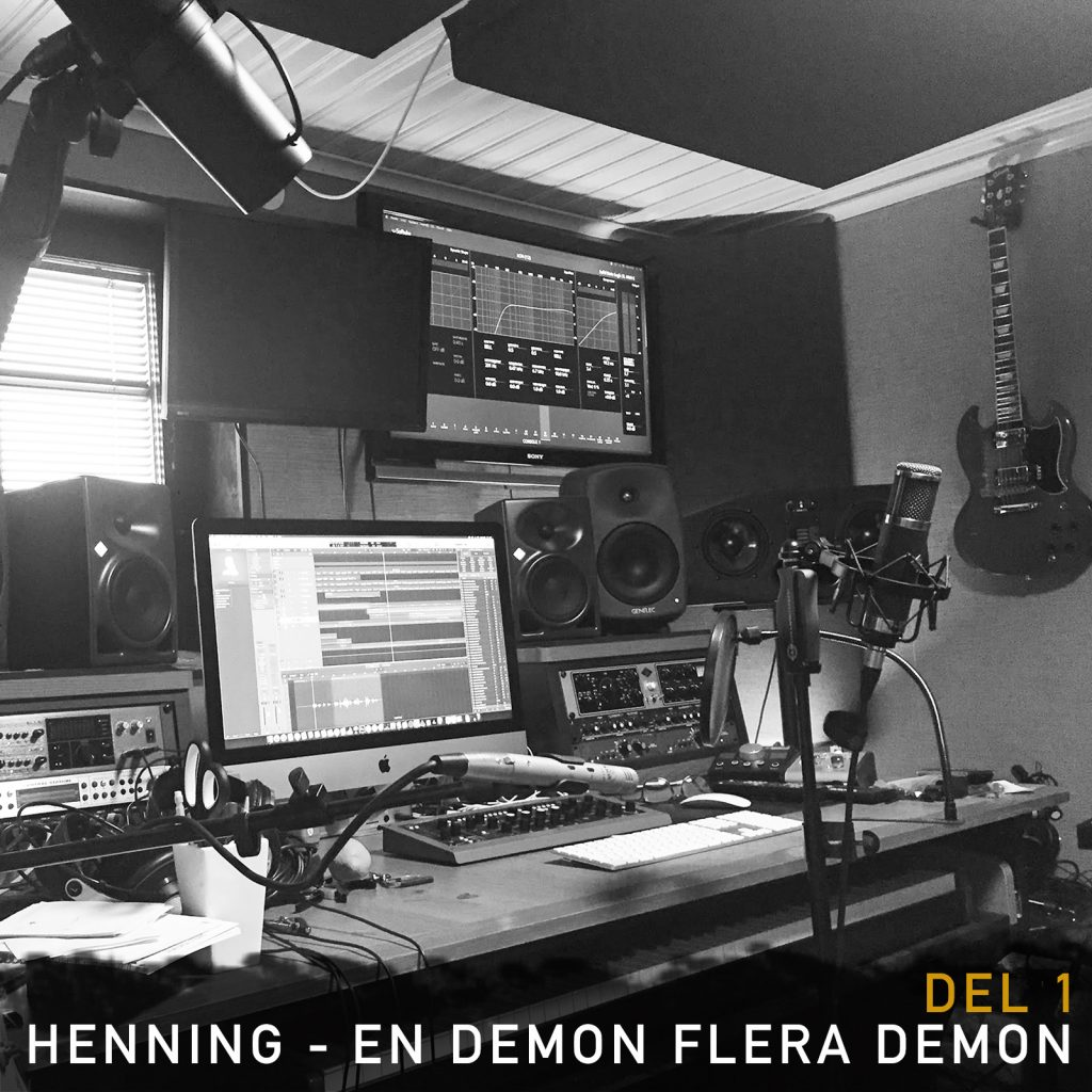 Henning - En demon flera demon