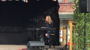 Järntorget, Oxelösund 2016