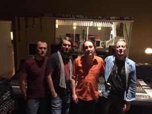 Henning @ Kingside studio